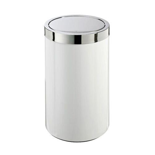 JOOP Wäschebehälter chrom