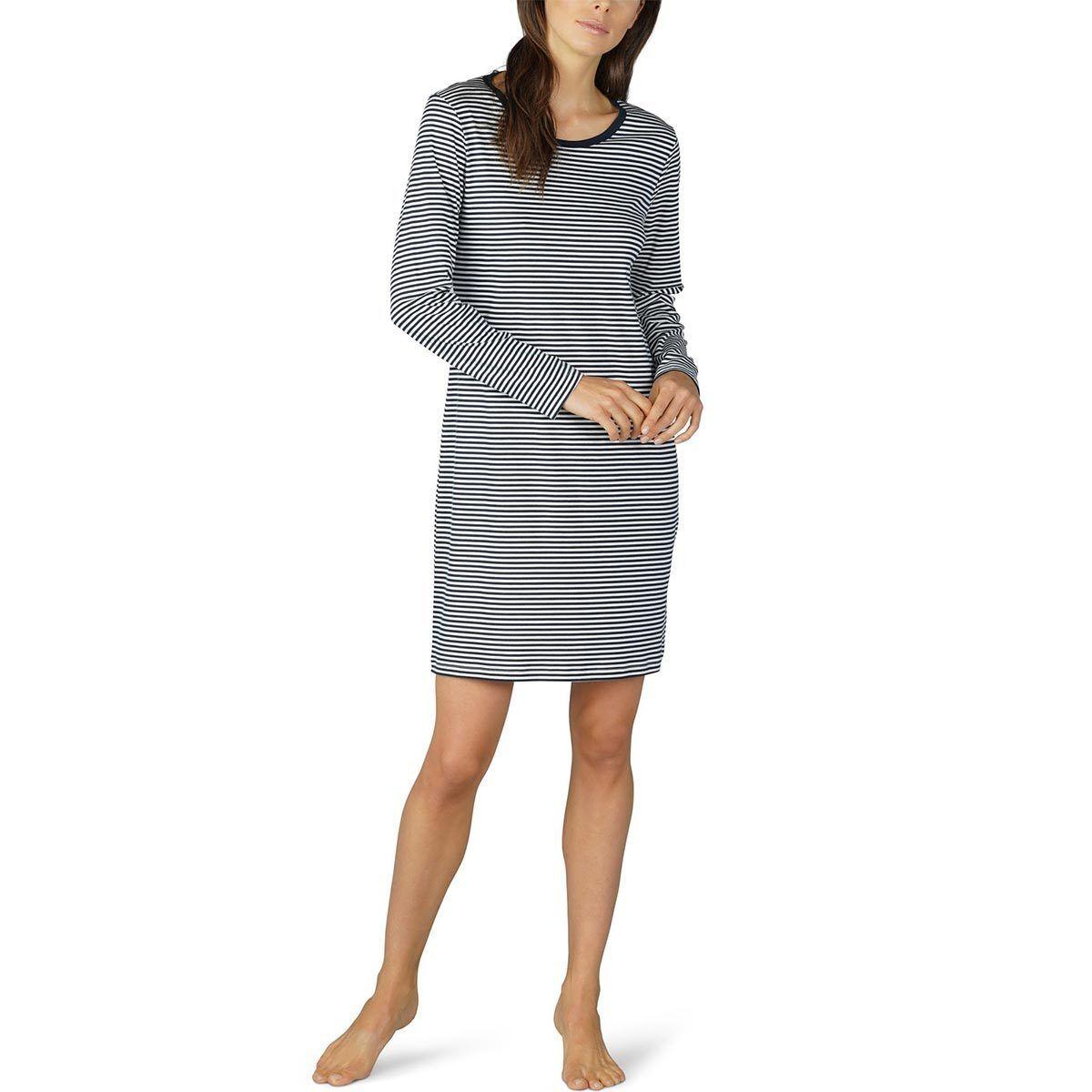 mey Damen Nachthemd Paula langarm