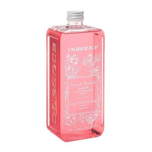 Durance Marseiller Flüssigseife ätherisches Rosenöl