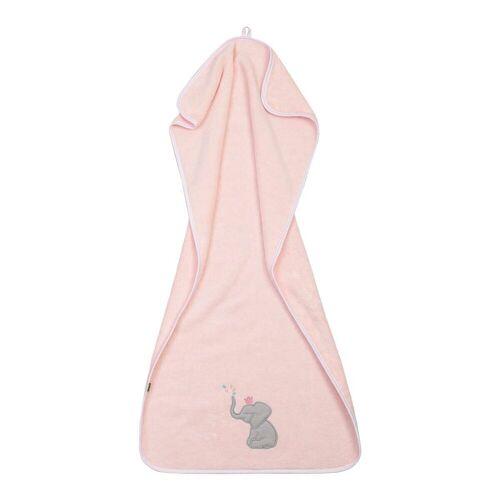 Smithy Handtuch Elefant rosa rosa