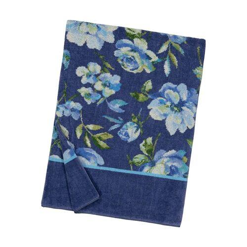 Feiler Handtücher Diana Blue shadow-pool