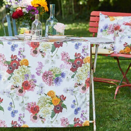 Apelt Tischdecke Blüten bunt bunt