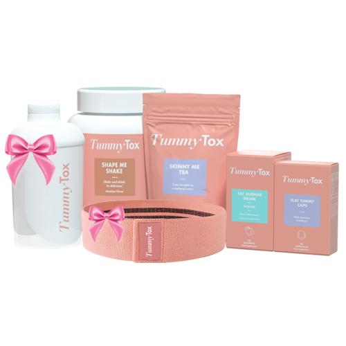 TummyTox Komplettpaket für die perfekte Bikinifigur