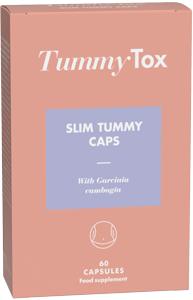 TummyTox Slim Tummy Caps   Stärkster Appetitzügler mit Garcinia Cambogia für schnelles abnehmen   1-monatige Kur 60 Kapseln   TummyTox