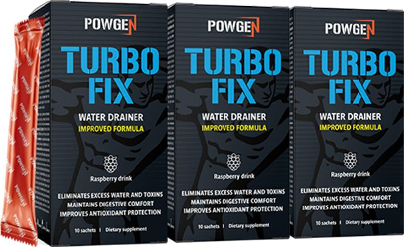 PowGen 3x Turbo Fix Water Draine...