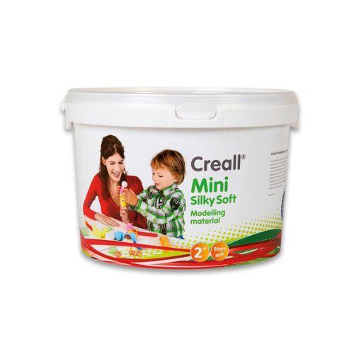 Creall U3-Modellier-Knete im Eimer, verschiedene Farben