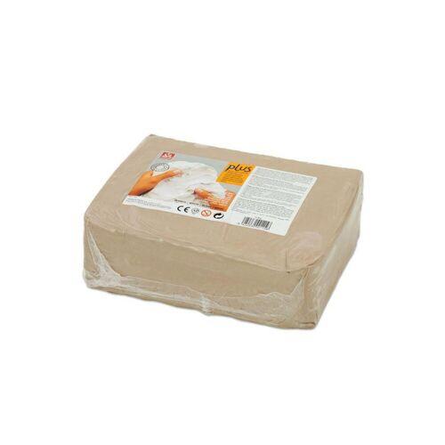 PLUS – lufthärtende Modelliermasse, 5 kg