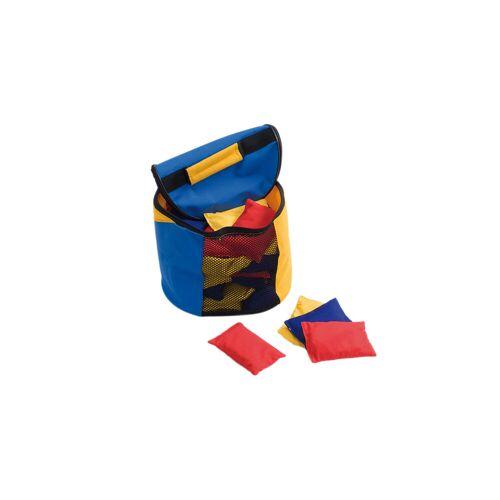 Betzold-Sport Tasche gefüllt mit 30 Bohnensäckchen