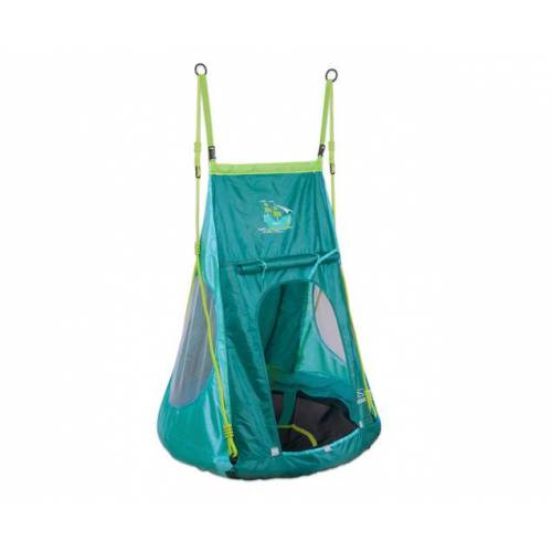 Hudora Nestschaukel mit Zelt