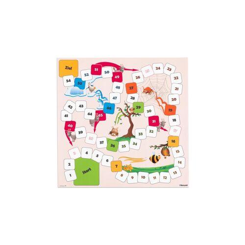 Betzold Spielplane - Leiterspiel, 75 x 75 cm