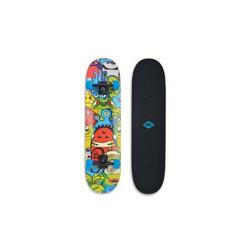 """Schildkröt Skateboard Slider 31"""" Monsters"""