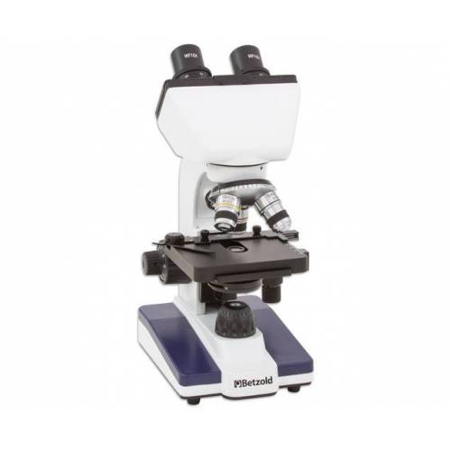 Betzold Binokulares Mikroskop Bin-TOP 02 mit LED-Auf- und Durchlicht