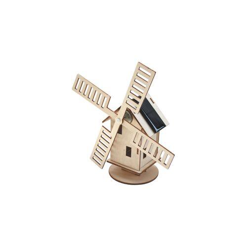 Sol-Expert Windmühle mit Solarantrieb