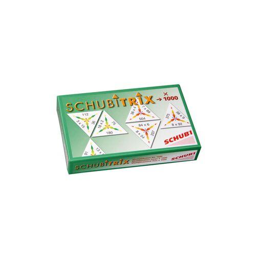 SCHUBITRIX - Multiplikation bis 1000