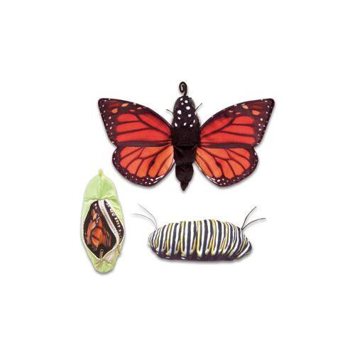 Folkmanis Handpuppe Metamorphose Schmetterling