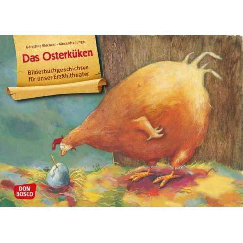 Don Bosco Bildkarten: Das Osterküken