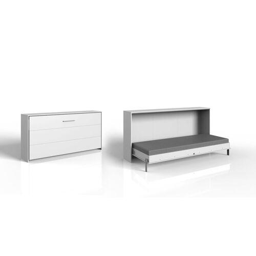 WIMEX Schrankbett Tampico Schrankbetten 90x200 cm weiß