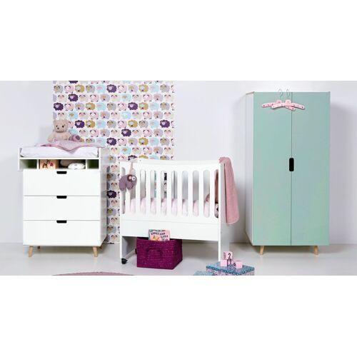 Manis-h Color Babyzimmer Schrank rot