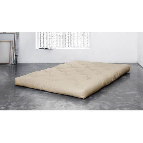 Karup Futonmatratze Latex-Kokos-Latex Matratze 90x200 cm creme XXL  - H3 bis 110kg