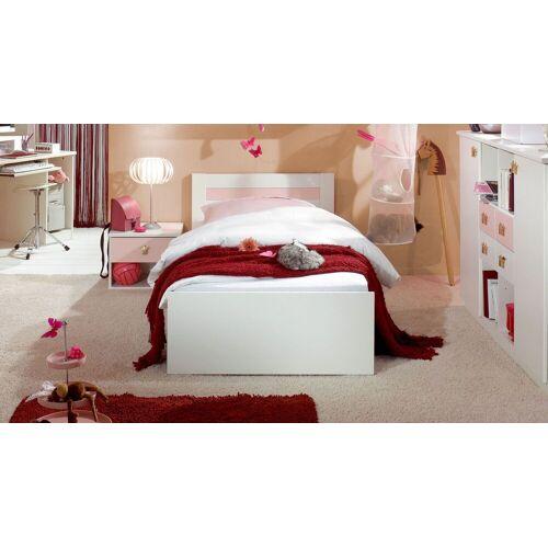 WIMEX Kinderbett Embala Kinderbett 90x200 cm weiß