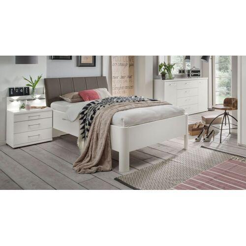 Wiemann Komfortbett Castelli Komfortbett 90x200 cm weiß