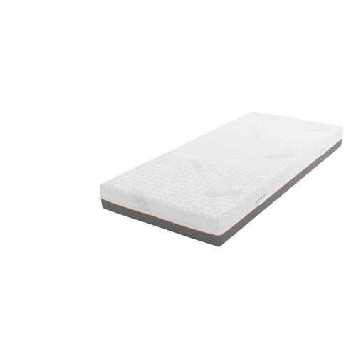 SCHLARAFFIA Gelschaum-Matratze GELTEX® Quantum 180 Matratze Gel 90x200 cm  - H2 bis 80kg