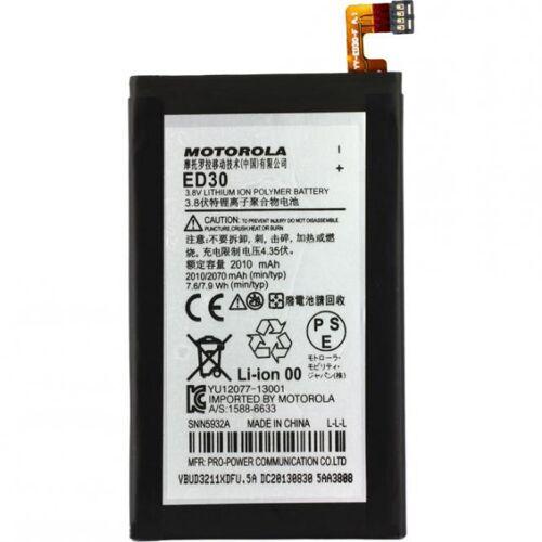 Motorola Akku original Motorola für Motorola Moto G, Typ ED30, 2030 mAh, 3.8V