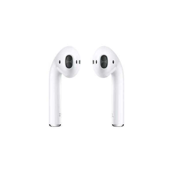 Apple AirPods, 2.Gen. - kabellose Bluetooth Kopfhörer / Headsets für iPhone, ...