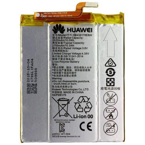 Huawei Akku Original Huawei für Mate S, Ascend Mate 7, Typ HB436178EBW