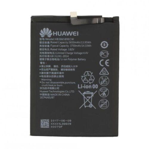 Huawei Akku Original Huawei für Honor View 10, Mate 20, Nova 3, P10 Plus, Typ HB3865...