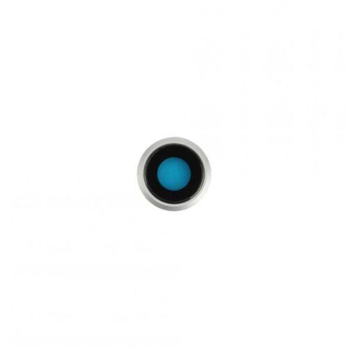 Apple Kamera-Linse mit Rahmen für iPhone 8, weiß