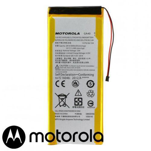 Motorola Akku Original Motorola für Moto G4 Plus, Typ GA40