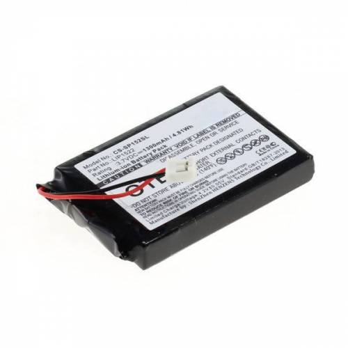 EMCOM Akku für Sony PlayStation PS4 Wireless Controller, wie LIP1522, 1300 mAh