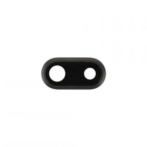 Apple Kamera-Linse mit Rahmen für iPhone 8 Plus, schwarz