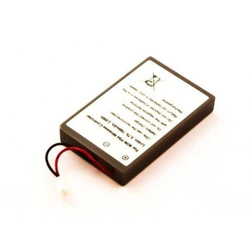 EMCOM Akku für Sony PlayStation PS4 Wireless Controller, wie LIP1522, 700 mAh