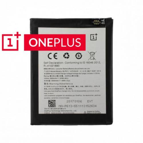 OnePlus Akku Original OnePlus BLP613 für OnePlus 3