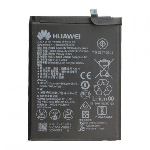 Huawei Akku Original für Huawei Mate 10 Pro, P 20 Pro, Typ HB436486ECW