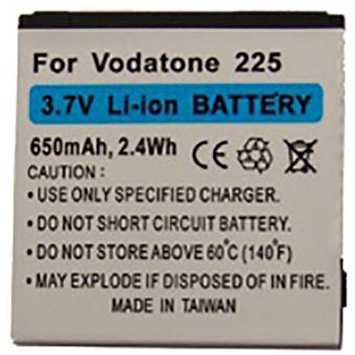 EMCOM Akku für Vodafone 125, 225, 246