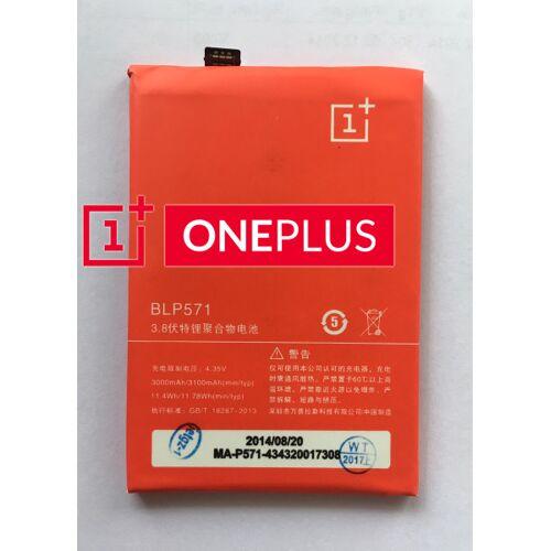 OnePlus Akku Original OnePlus für OnePlus One, Typ BLP571, 3100 mAh