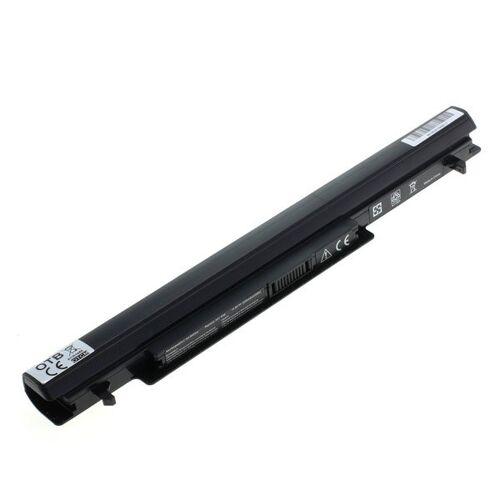 EMCOM Akku für Asus A46, A56, E46, Ultrabook A46, A56, K46, wie A31-K56, A32-K56, A...