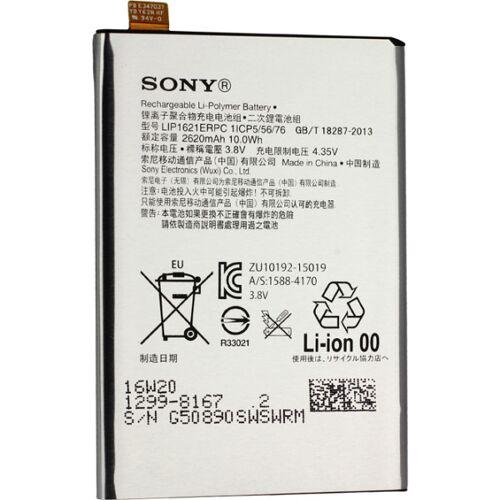 Sony Akku Original Sony LIP1621ERPC für Xperia X F5121, F5122