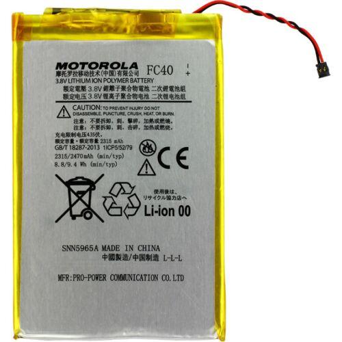 Motorola Akku Original Motorola FC40 für Motorola Moto G (2015) 3. Gen XT1548