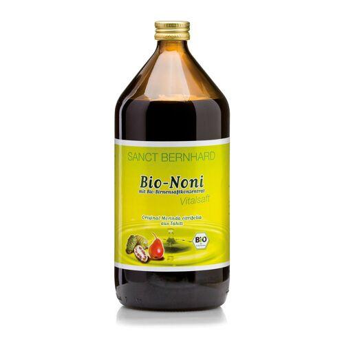 Sanct Bernhard Bio-Noni-Vitalsaft mit Bio-Birnensaftkonzentrat