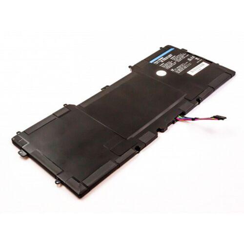 EMCOM Akku für Dell XPS 12 Ultrabook, XPS 13 Ultrabook, wie Y9N00, 6000 mAh