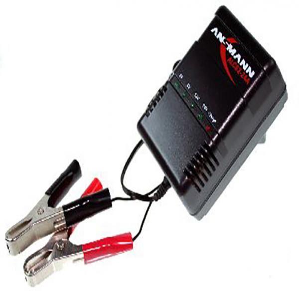 Ansmann Automatik-Ladegerät für Blei-Akkus Ansmann ACLS 2-24 Volt