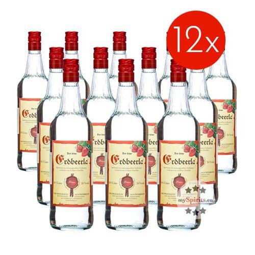 Fein Prinz Erdbeerla / 34% Vol. - 12 Flaschen (34% Vol., 1,0 Liter)