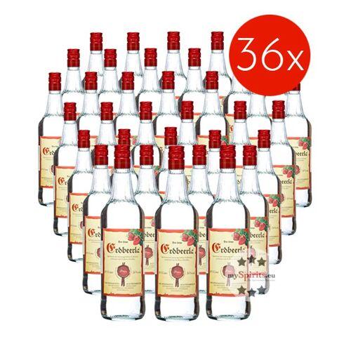 Fein Prinz Erdbeerla / 34% Vol. - 36 Flaschen (34% Vol., 1,0 Liter)
