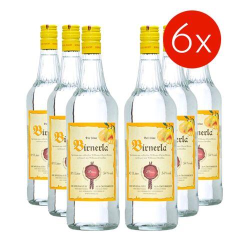 Fein Prinz Birnerla / 34% Vol. - 6 Flaschen (34% Vol., 1,0 Liter)