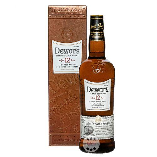 John Dewar & Sons Dewar's 12 Jahre The Ancestor Blended Scotch Whisky (40 % Vol., 0,7 Liter)