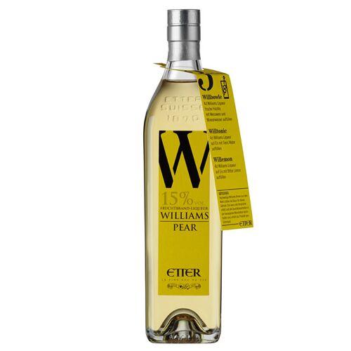 Etter Williams - Birnenlikör (15 % vol., 0,35 Liter)